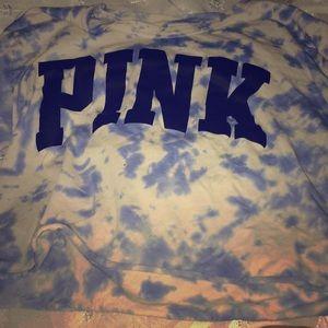 VS PINK TEE (long sleeved)